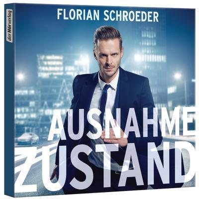 Florian Schroeder Hörbuch - Ausnahmezustand (Live-CD)