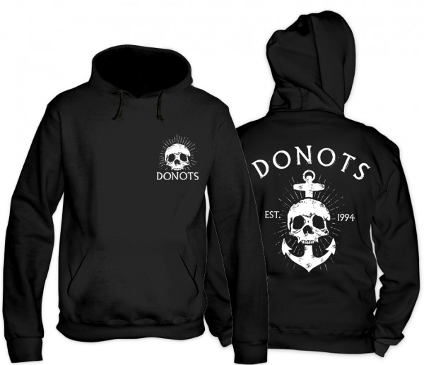 Donots Hoodie - Anker