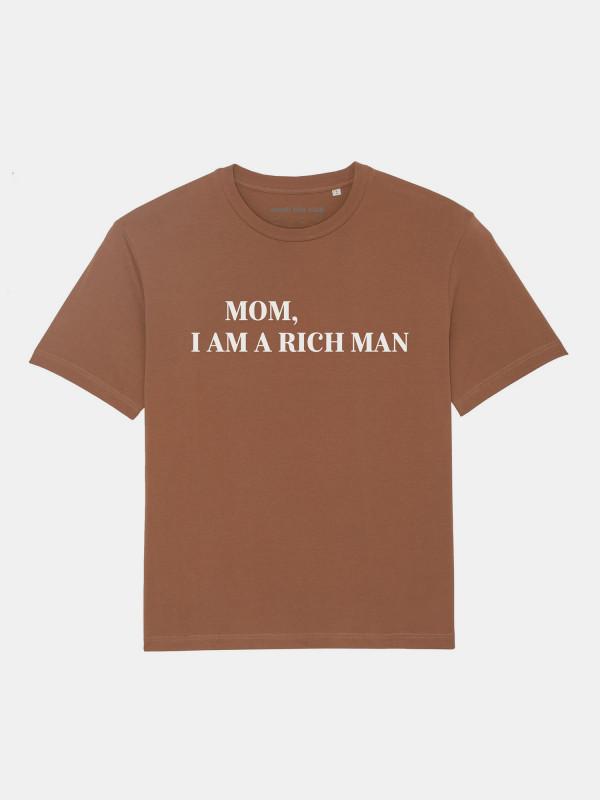 I Am A Rich Man Unisex New Cut Shirt