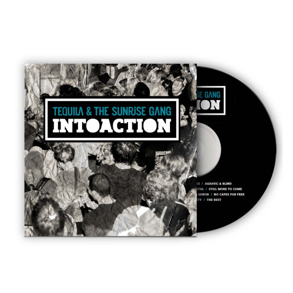 Tequila & The Sunrise Gang - Intoaction (CD)