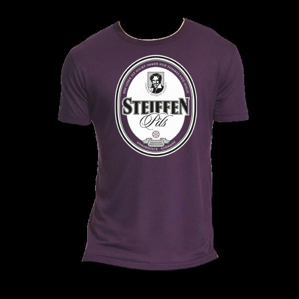 T-Shirt - Steiffenpils