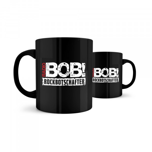 "RADIO BOB! - Tasse ""Rockbotschafter"""