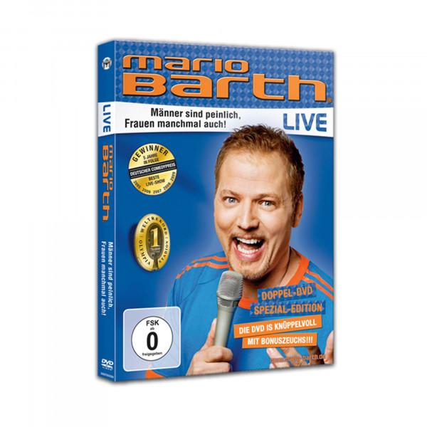 2-DVD - LIVE / Männer sind peinlich...