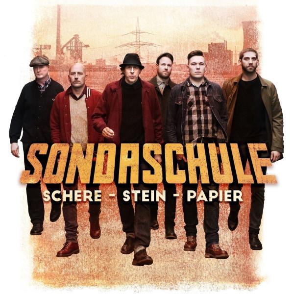 CD - Schere-Stein-Papier