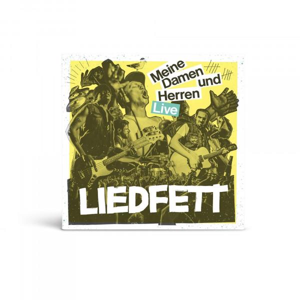 CD - Meine Damen und Herren Live (2018)
