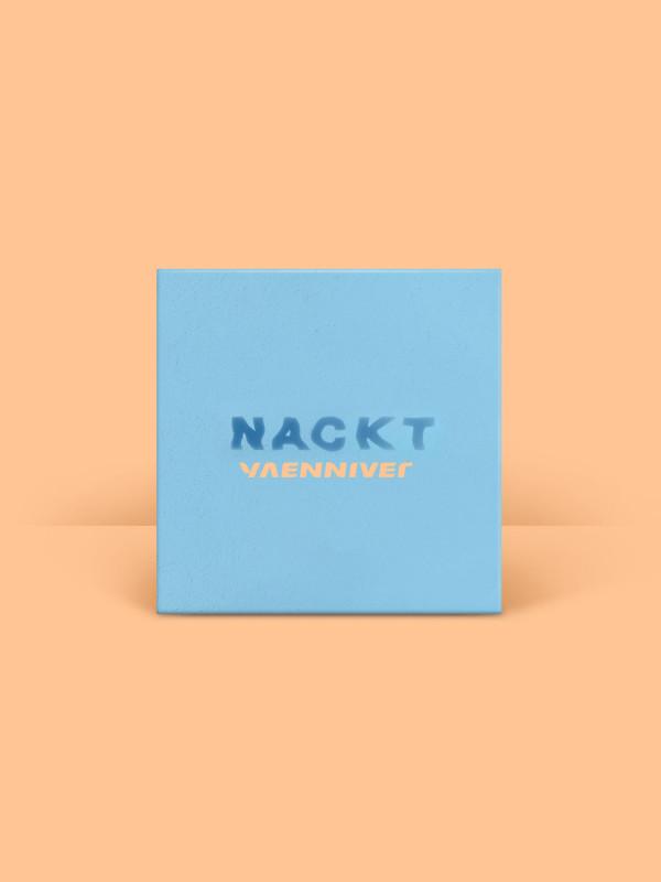 Nackt (CD - Ltd. Digipak)