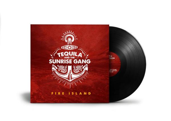 "Tequila & The Sunrise Gang - Fire Island (LP 12"")"