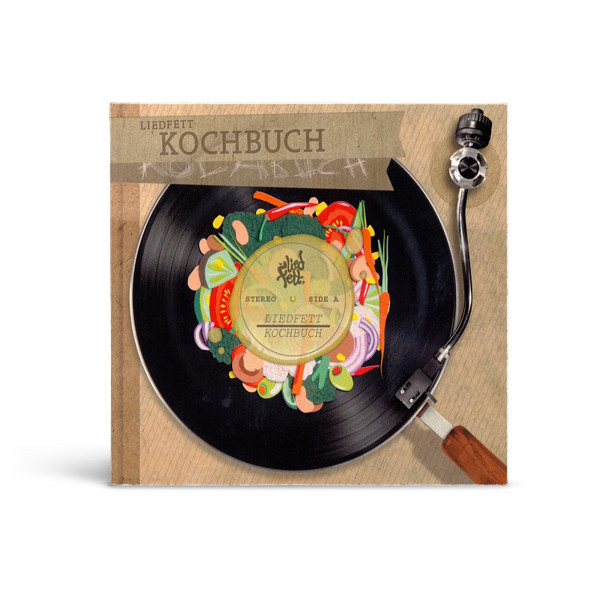 CD - Kochbuch (2011)