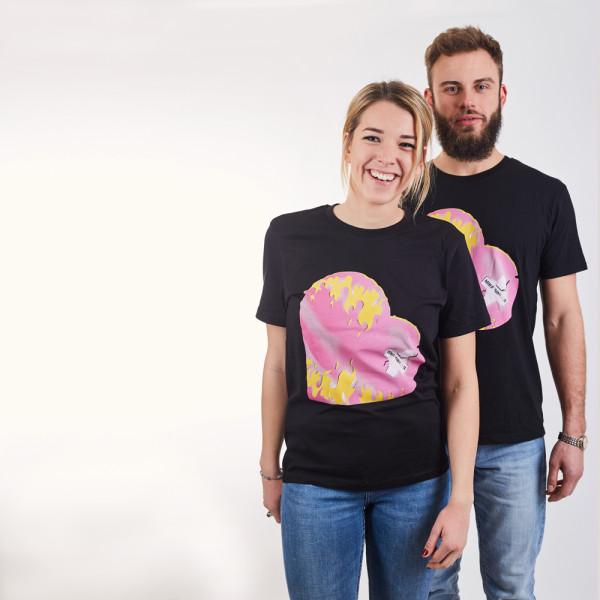 T-Shirt - VILD Herz