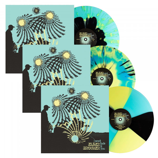 """Elder Brother - I Won't Fade On You (LP 12"""")"""