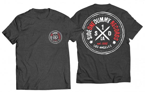Side One Dummy - T-Shirt - Drawn Logo