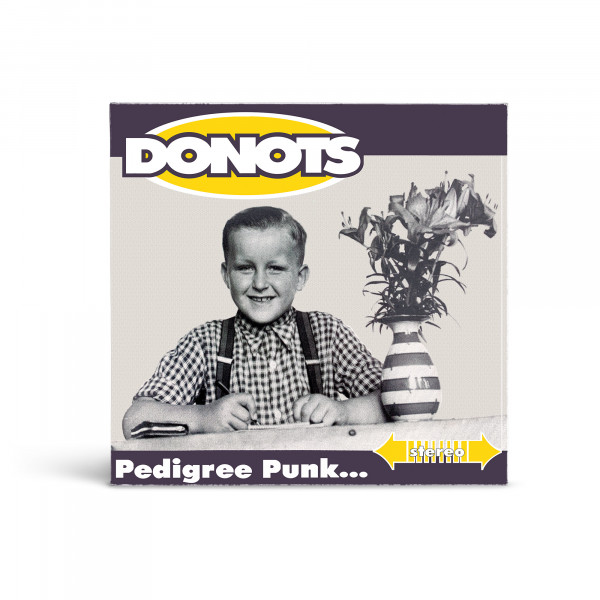 Donots CD - Pedigree Punk (1996)