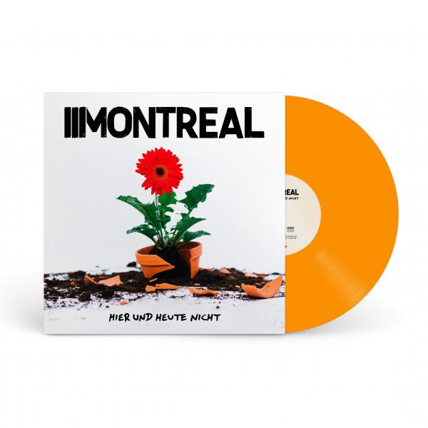 LP - Hier und heute nicht, 2019 (Ltd. Vinyl orange)
