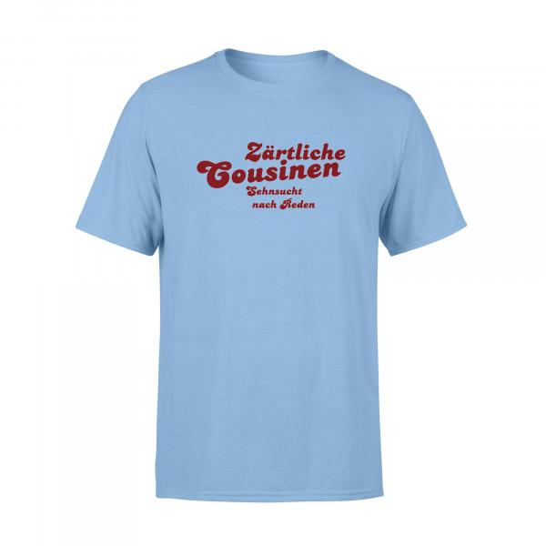T-Shirt - Zärtliche Cousinen