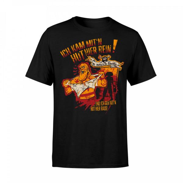 T-Shirt - Unisex - Mit'n Hut