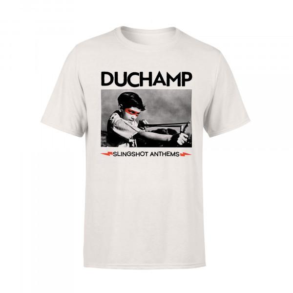 Duchamp T-Shirt - Slingshot Anthems