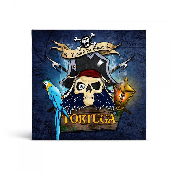 CD - Tortuga (2017)