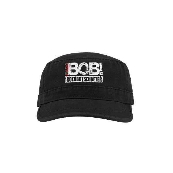 "RADIO BOB! - Cap ""Rockbotschafter"""