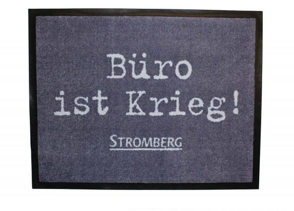 Stromberg - Fussmatte - Büro Ist Krieg
