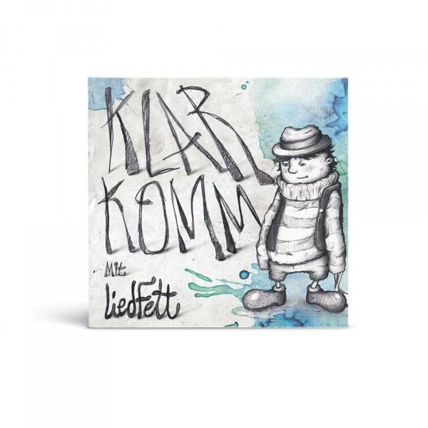 CD - Klarkomm (2013)