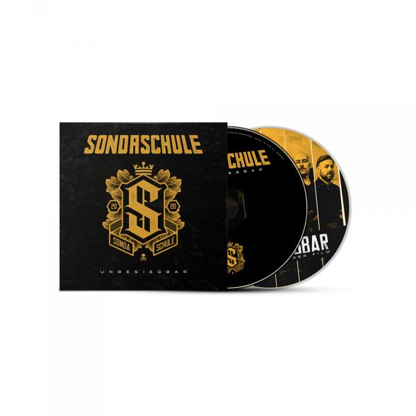CD - Unbesiegbar (inkl. DVD - Unbesiegbar - Der Film)