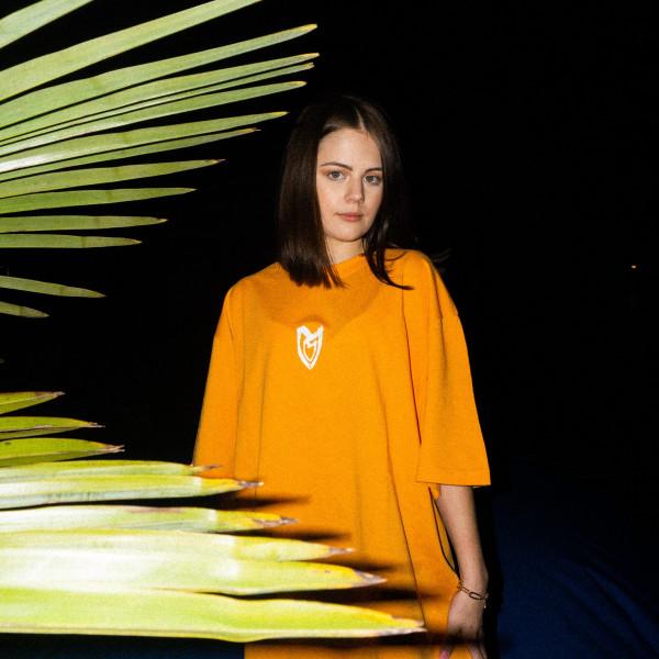 T-Shirt - HERO, orange