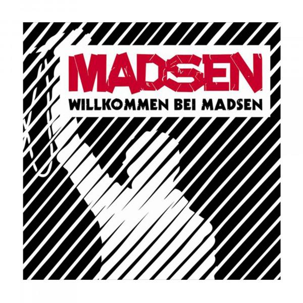 CD - Willkommen bei Madsen