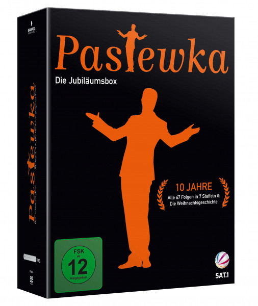 Pastewka - DVD - Die Jubiläumsbox
