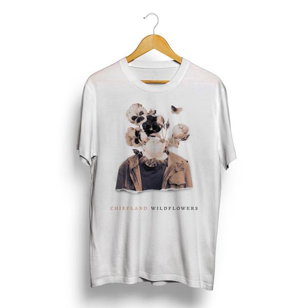 CHIEFLAND - T-Shirt - Wildflowers