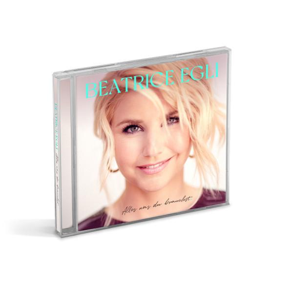 Alles was du brauchst (CD)