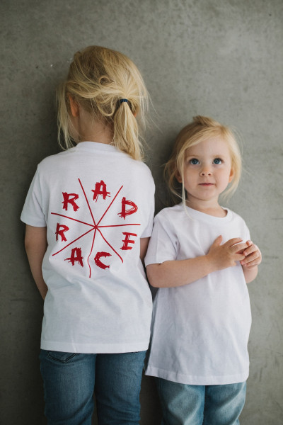 RAD RACE - KIDS Circle Shirt