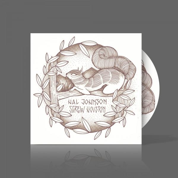 Hal Johnson - Screw Houston (CD)