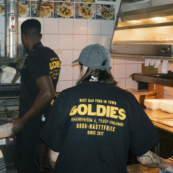 Goldies Best Bad Food - Rudeshirt