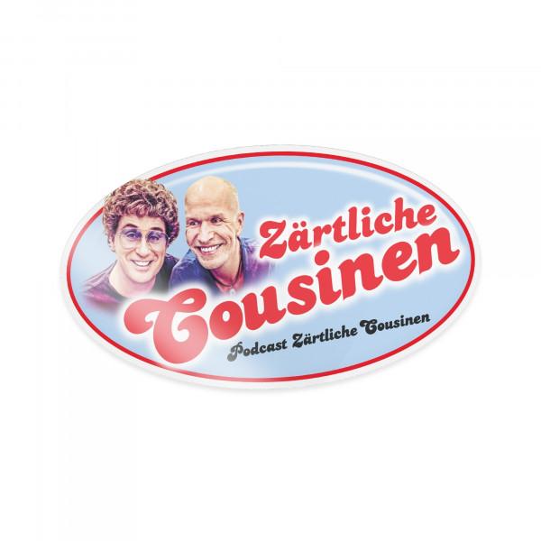 Sticker-Set - Zärtliche Cousinen