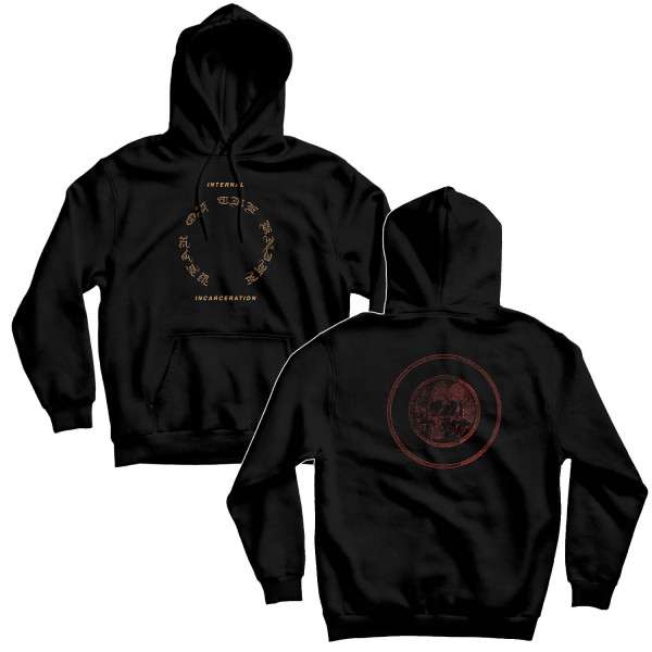 Year Of The Knife - Hoodie - Internal Incarceration
