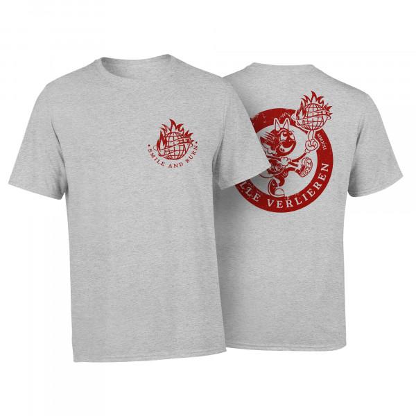T-Shirt - Alle verlieren