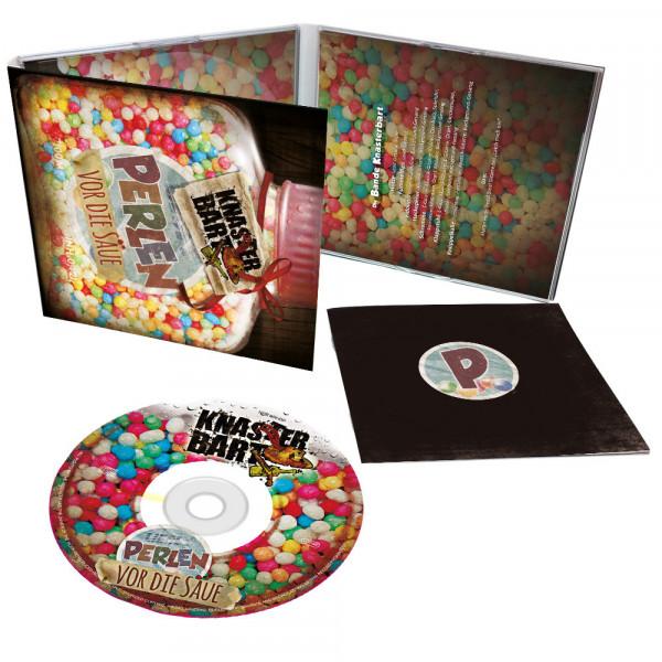 CD - Perlen vor die Säue (Digipak)