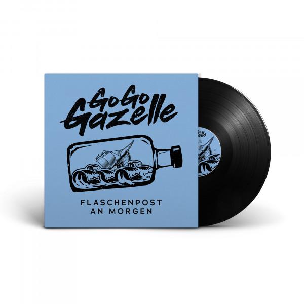 Go Go Gazelle LP - Flaschenpost An Morgen