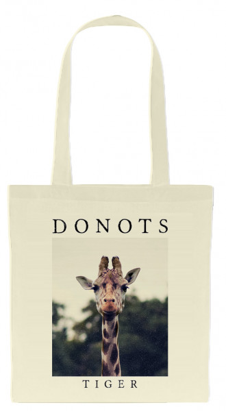 Donots Beutel - Tiger