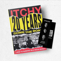Buch - 20 Years Down The Road (HANDSIGNIERT)