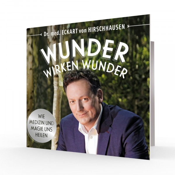 Hörbuch / CD - Wunder wirken Wunder