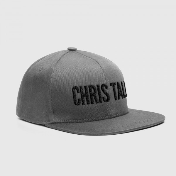Snapback Cap - Chris Tall