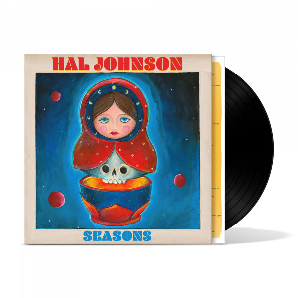 Hal Johnson - SEASONS LP