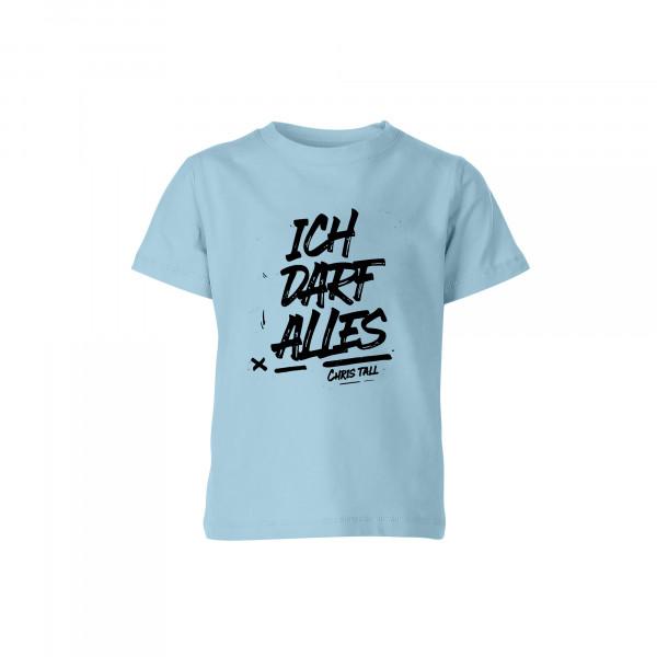Kids-Shirt - Ich darf Alles