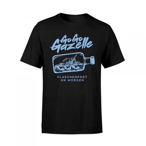 Go Go Gazelle T-Shirt - Flaschenpost An Morgen