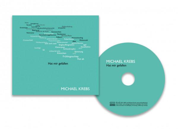 Michael Krebs - Hat mir gefallen (CD)