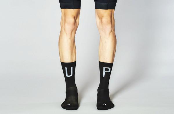 Fingerscrossed Socks - UP