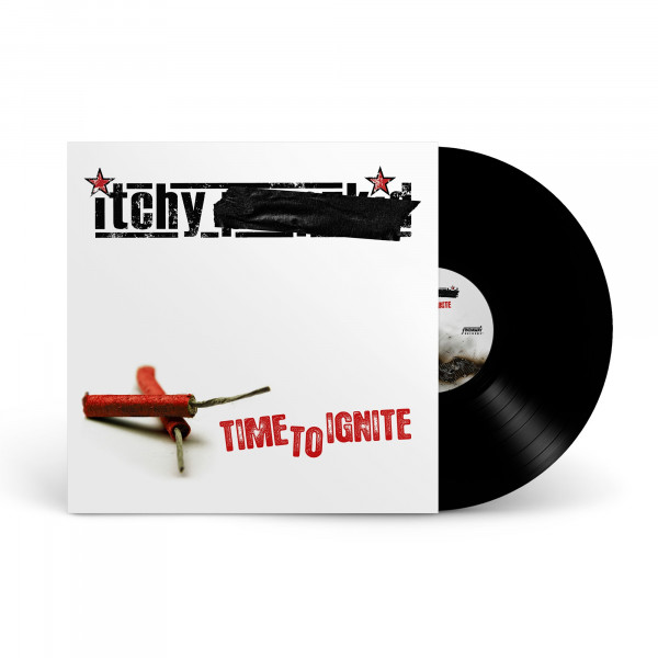 """LP - Time To Ignite (12"""" / 100% recyceltes Vinyl)"""