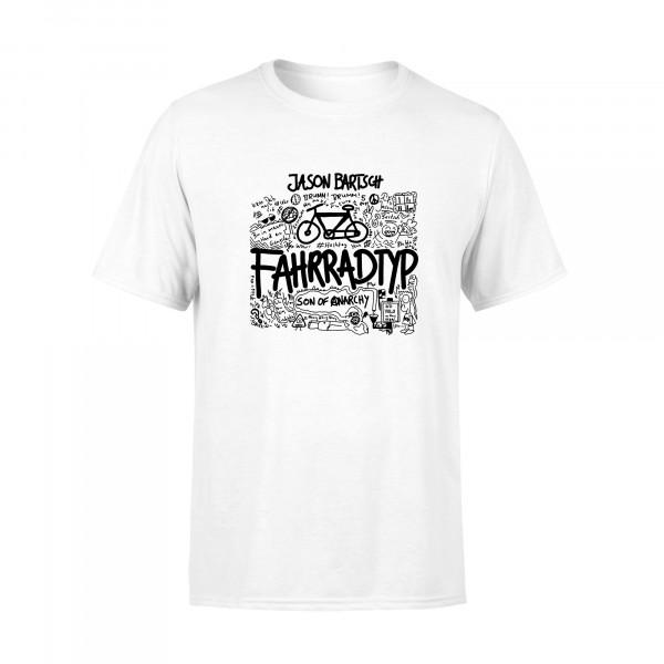 Jason Bartsch T-Shirt - Fahrradtyp (unisex)