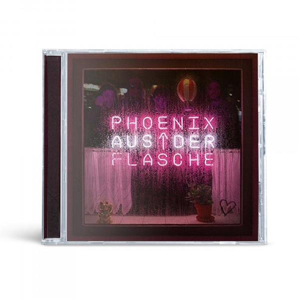 CD - Phoenix aus der Flasche (2017)